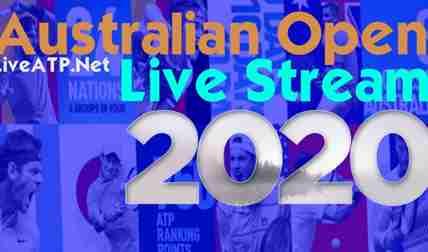 Watch Australian Open 2020 live stream