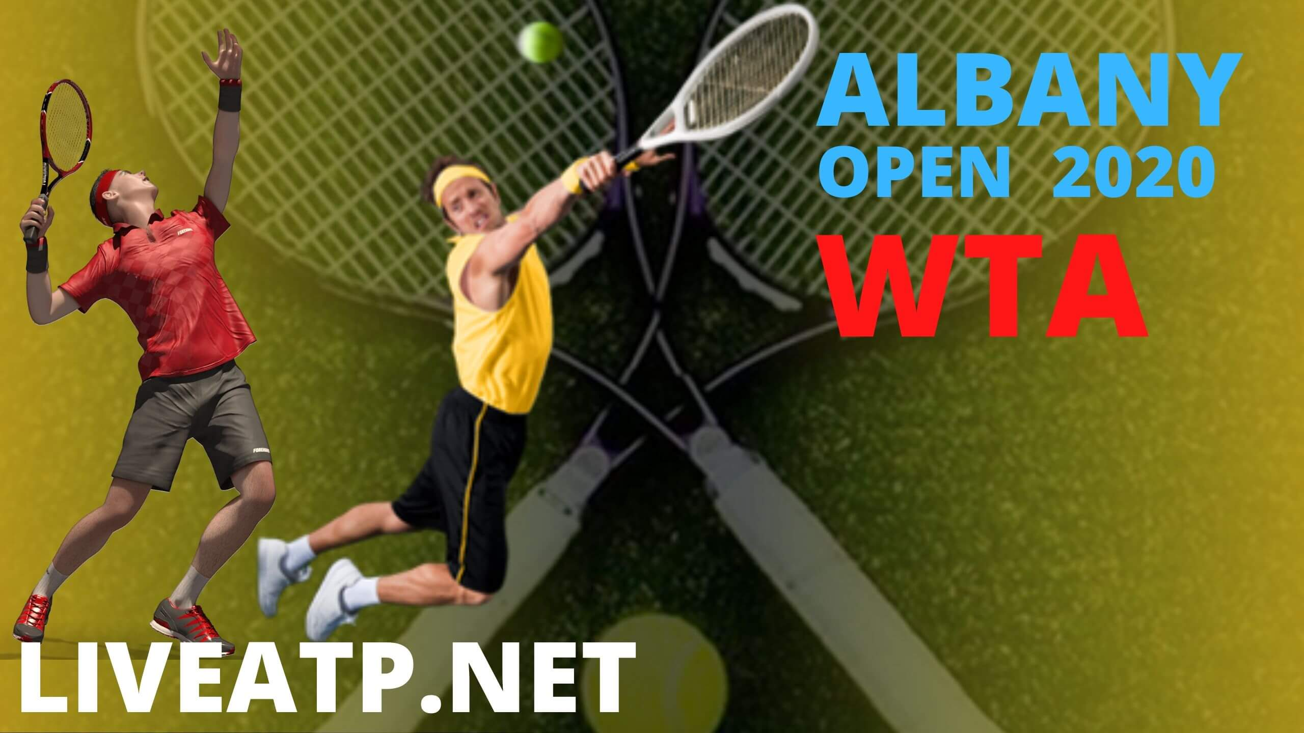 Albany Open Live Stream 2020 | Final