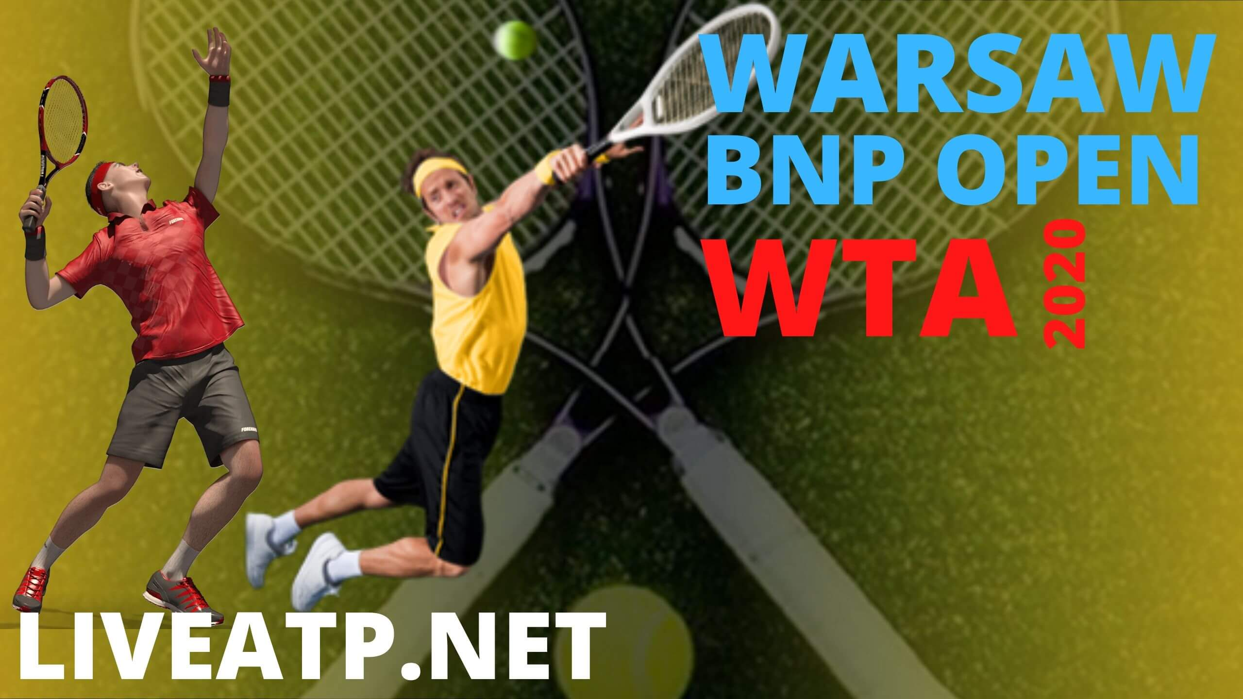 BNP Warsaw Open Live Stream 2020 | Semi Final