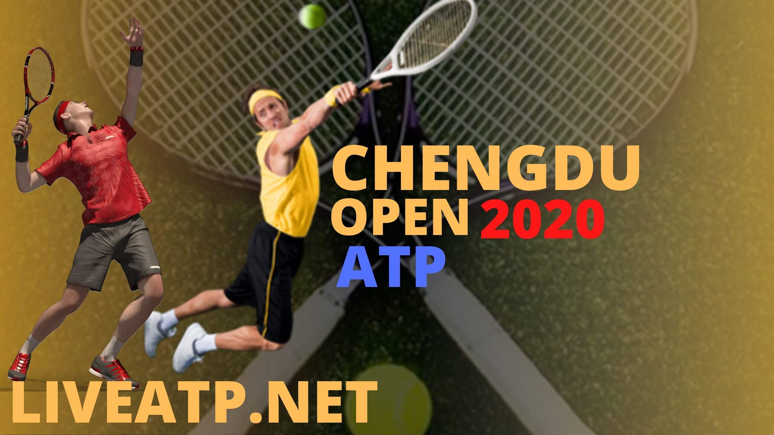 Chengdu Open Live Stream 2020 | Semi Final