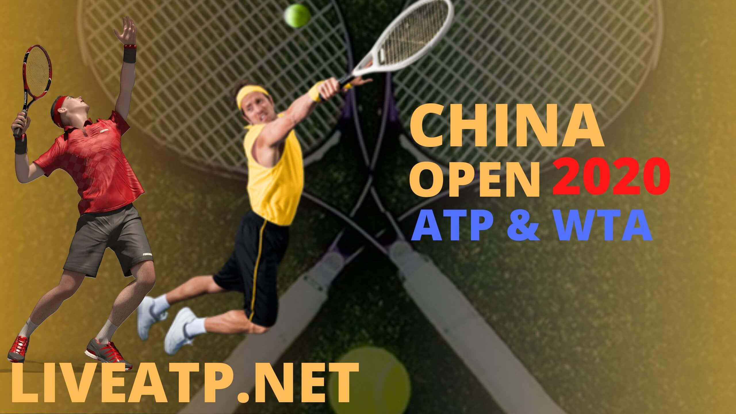 China Open Live Stream 2020 | Semi Final