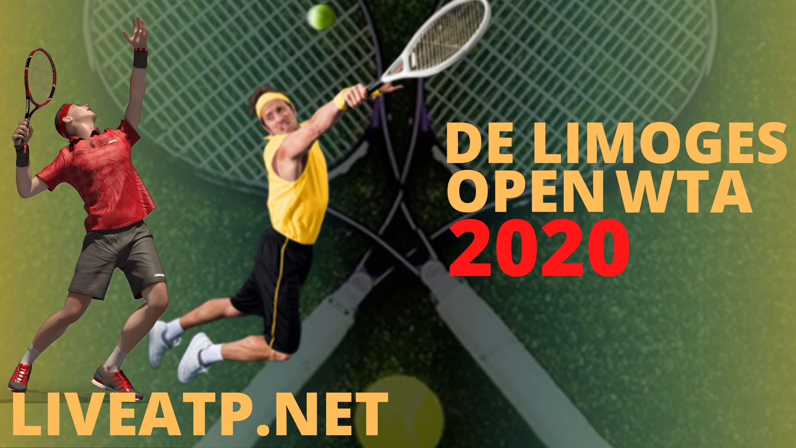 De Limoges Open Live Stream 2020 | Semi Final