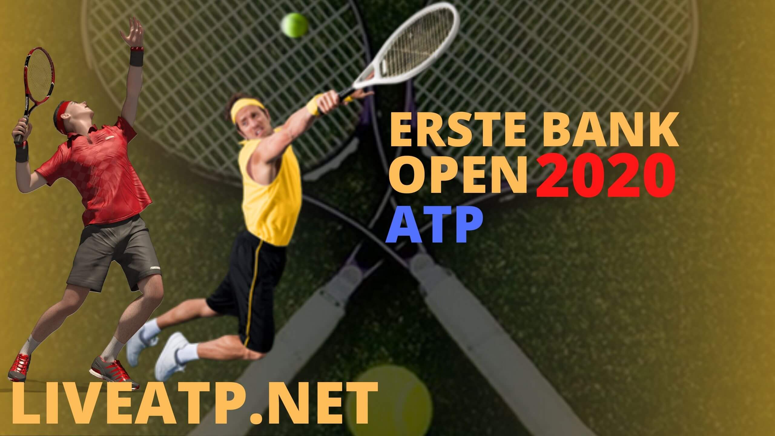 Erste Bank Open Live Stream 2020 | Semi Final