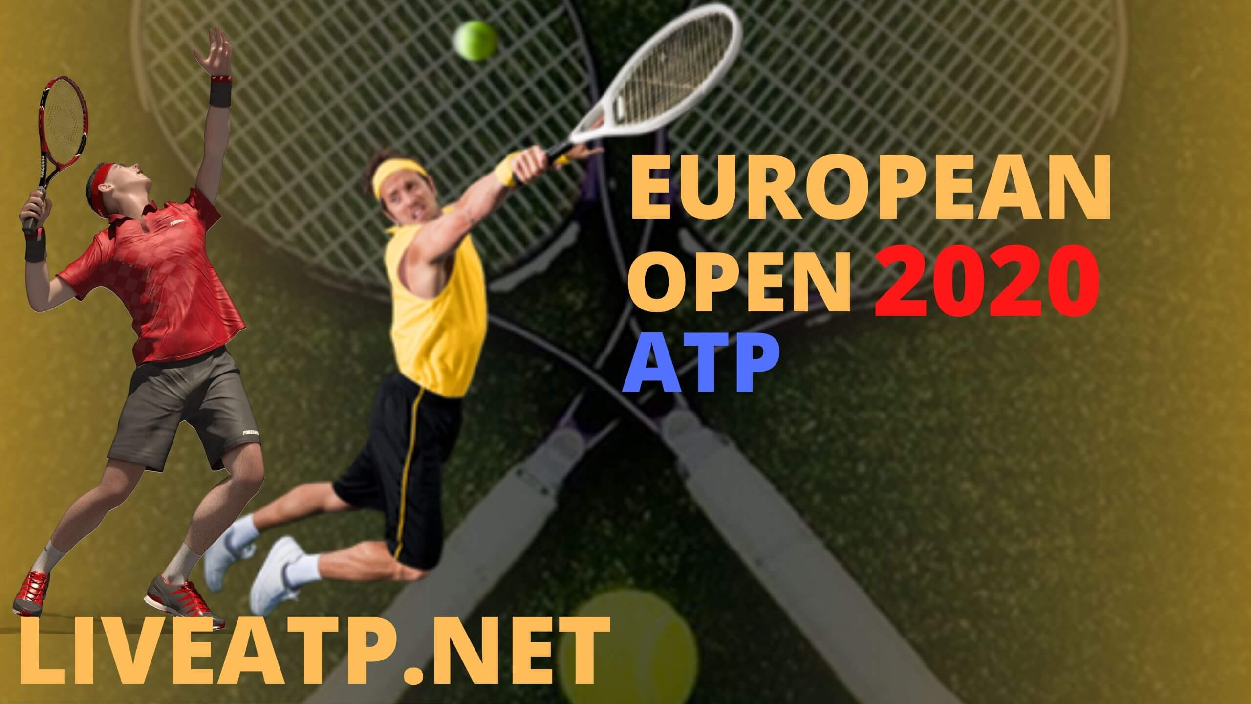 European Open Live Stream 2020 | Semi Final