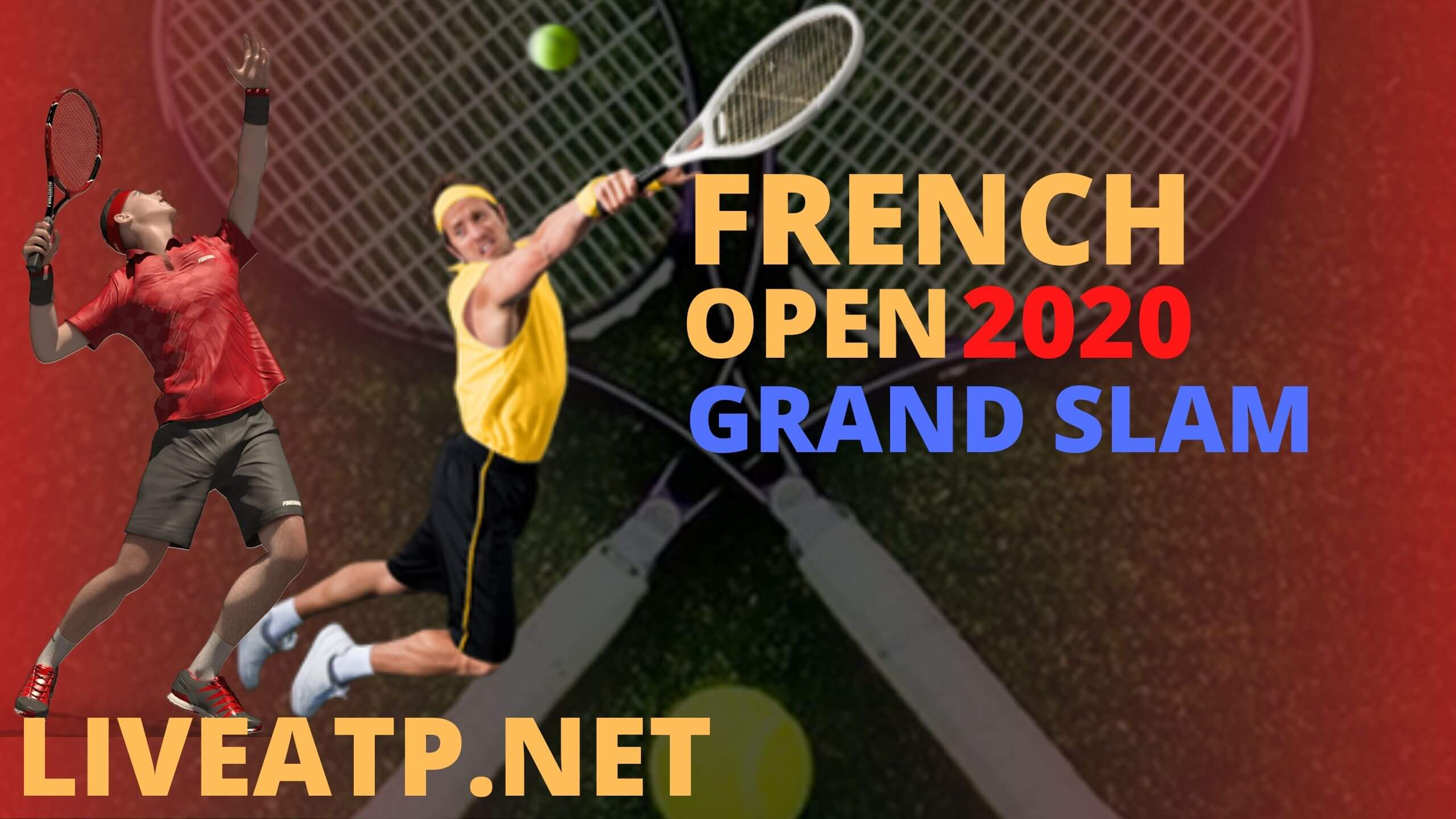 French Open Live Stream 2020 | Day 2