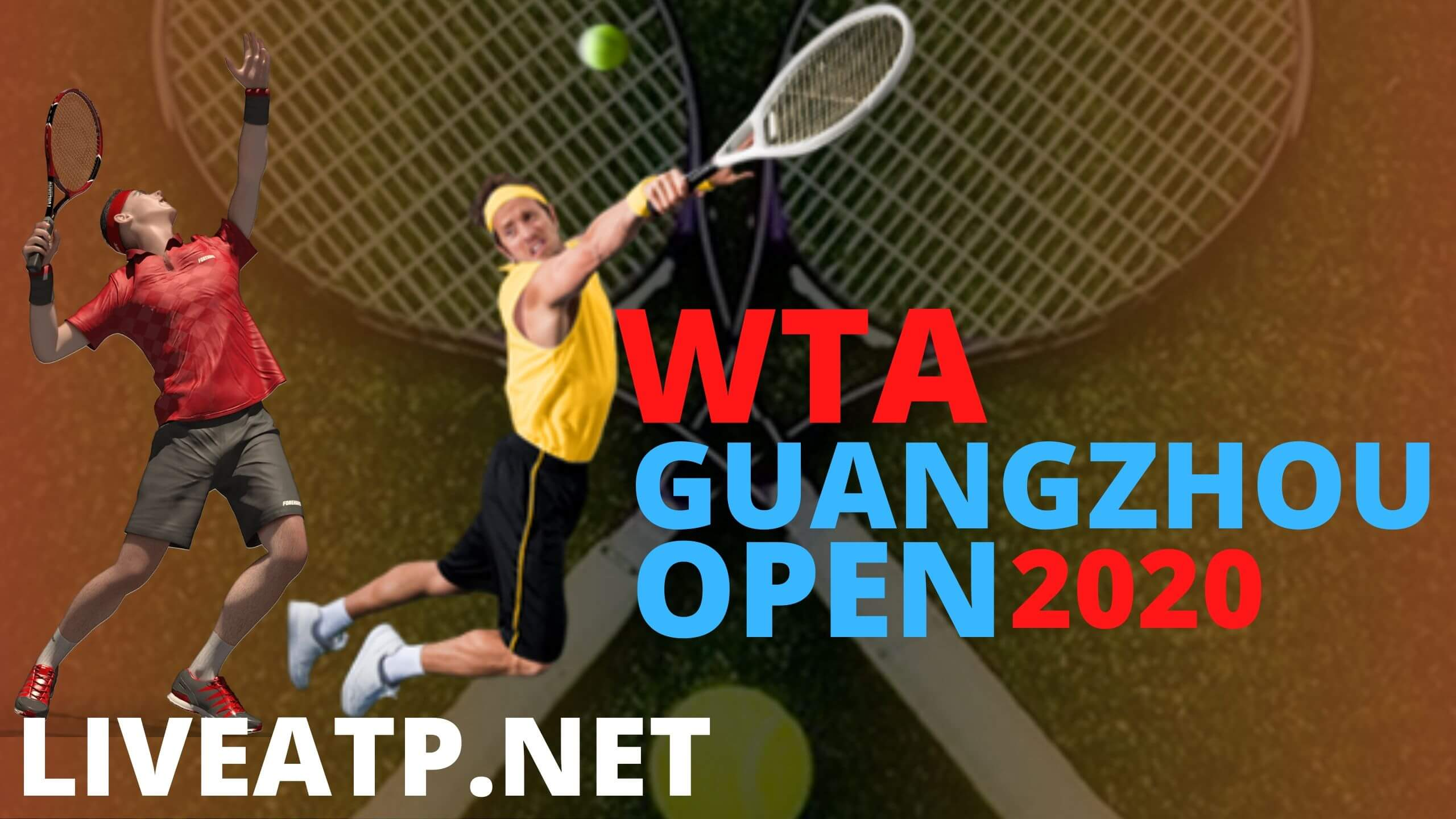 Guangzhou Open Live Stream 2020 | Semi Final