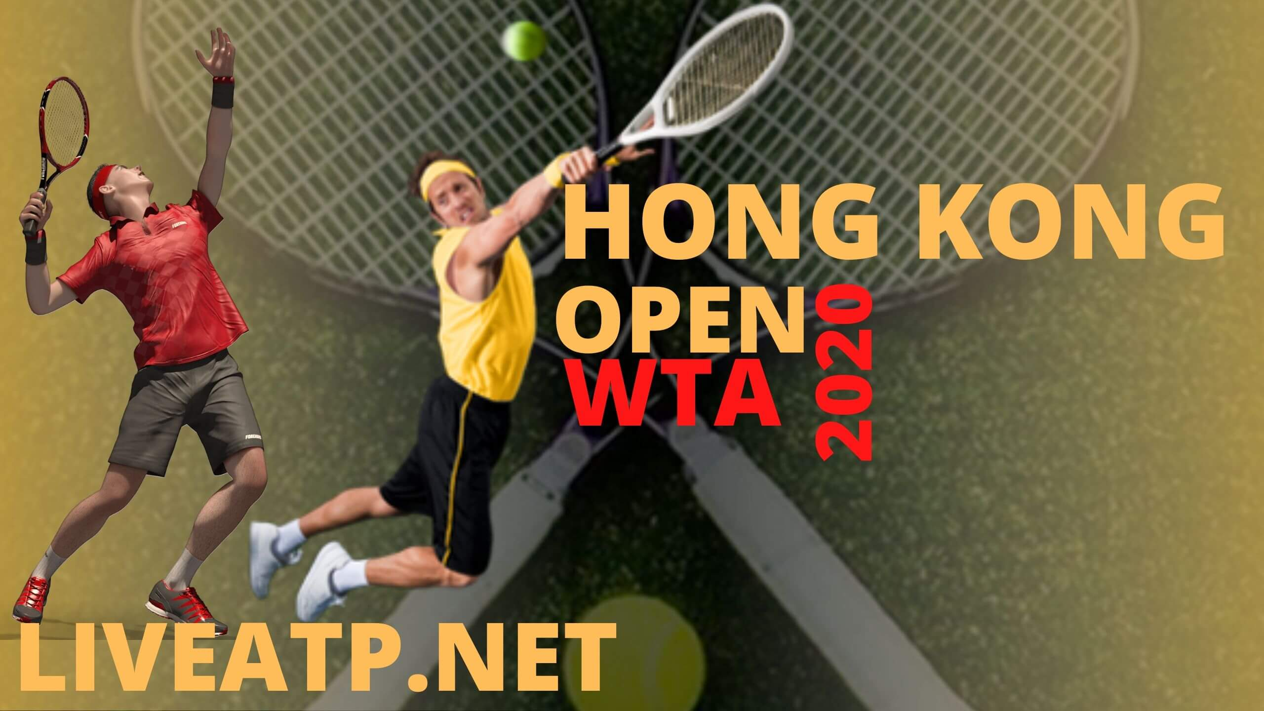Hong Kong Open Live Stream 2020 | Semi Final