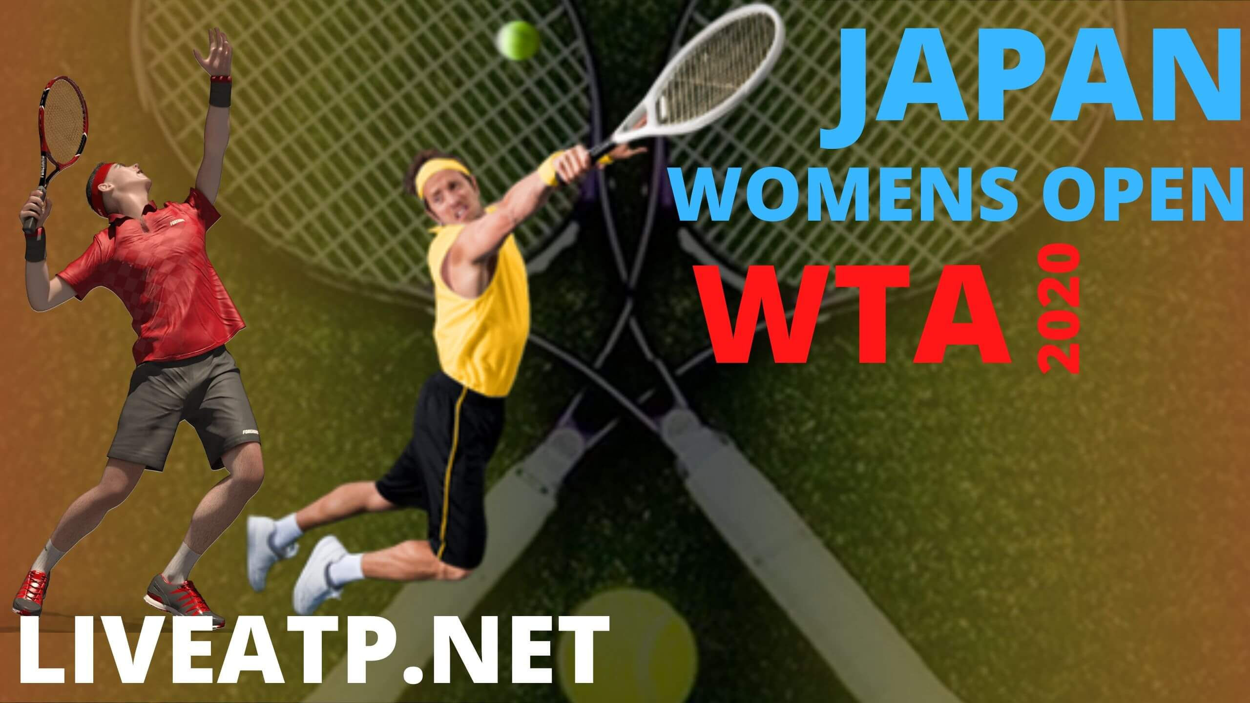 Japan Womens Open Live Stream 2020 | Final