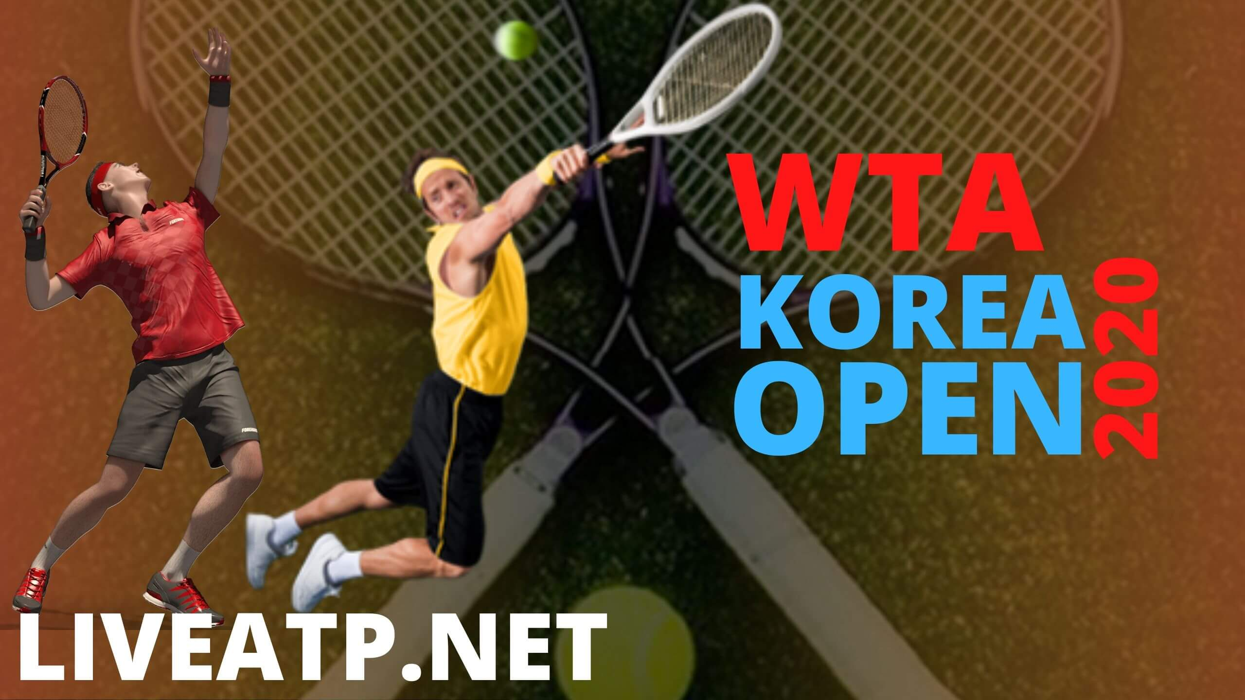 Korea Open Live Stream 2020 | Semi Final
