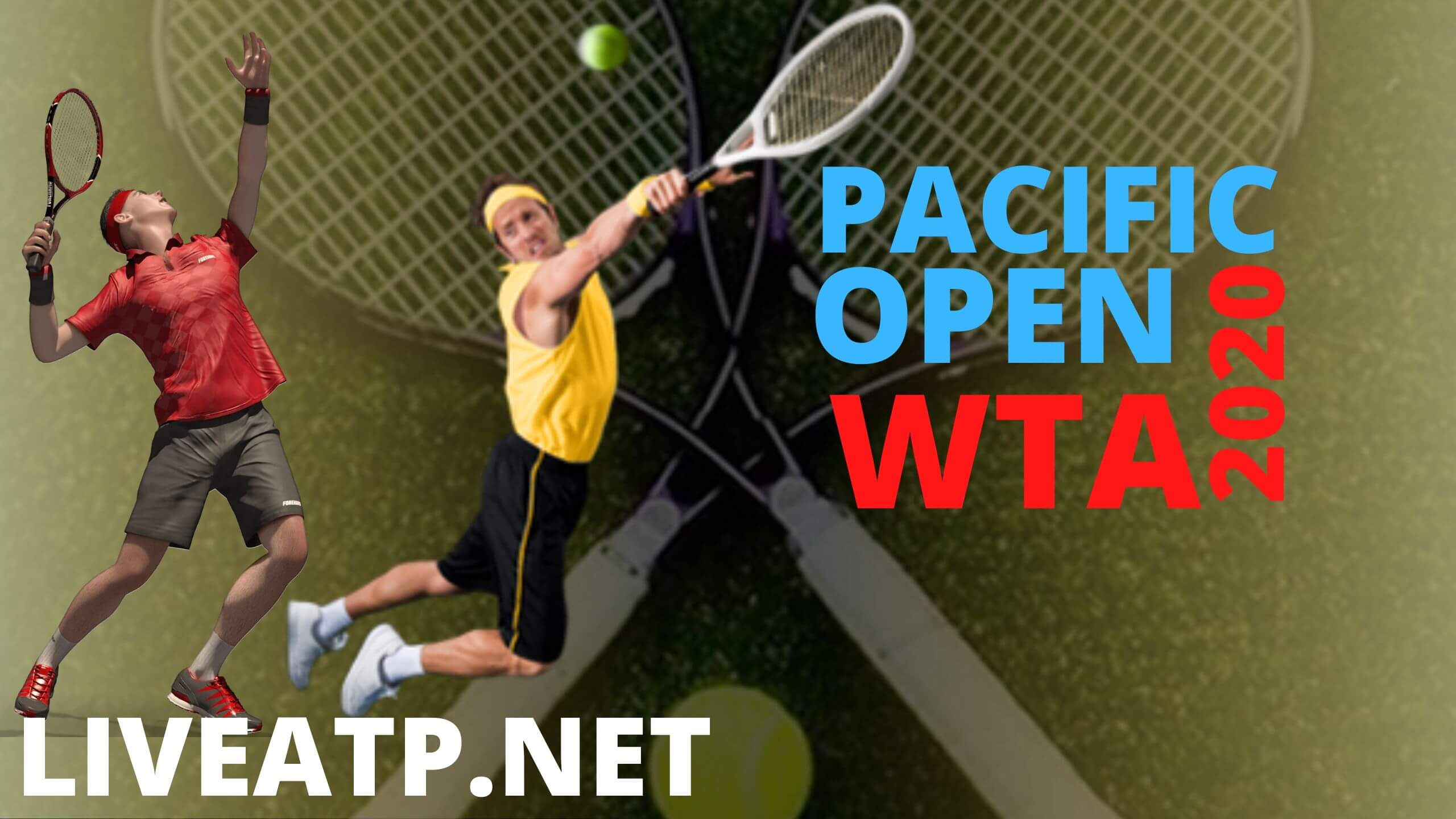 Pacific Open Live Stream 2020 | Semi Final