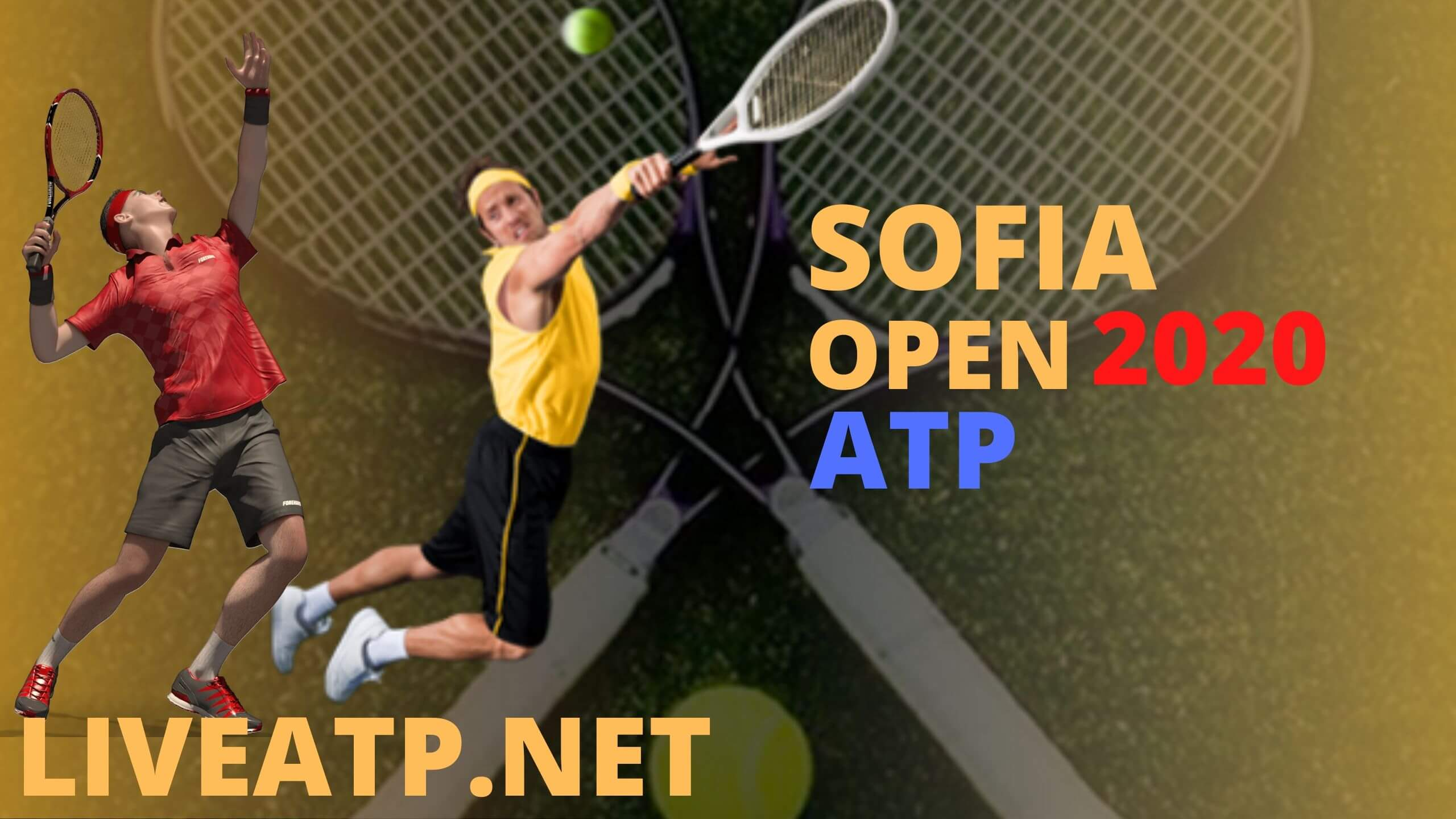 Sofia Open Live Stream 2020 | Semi Final