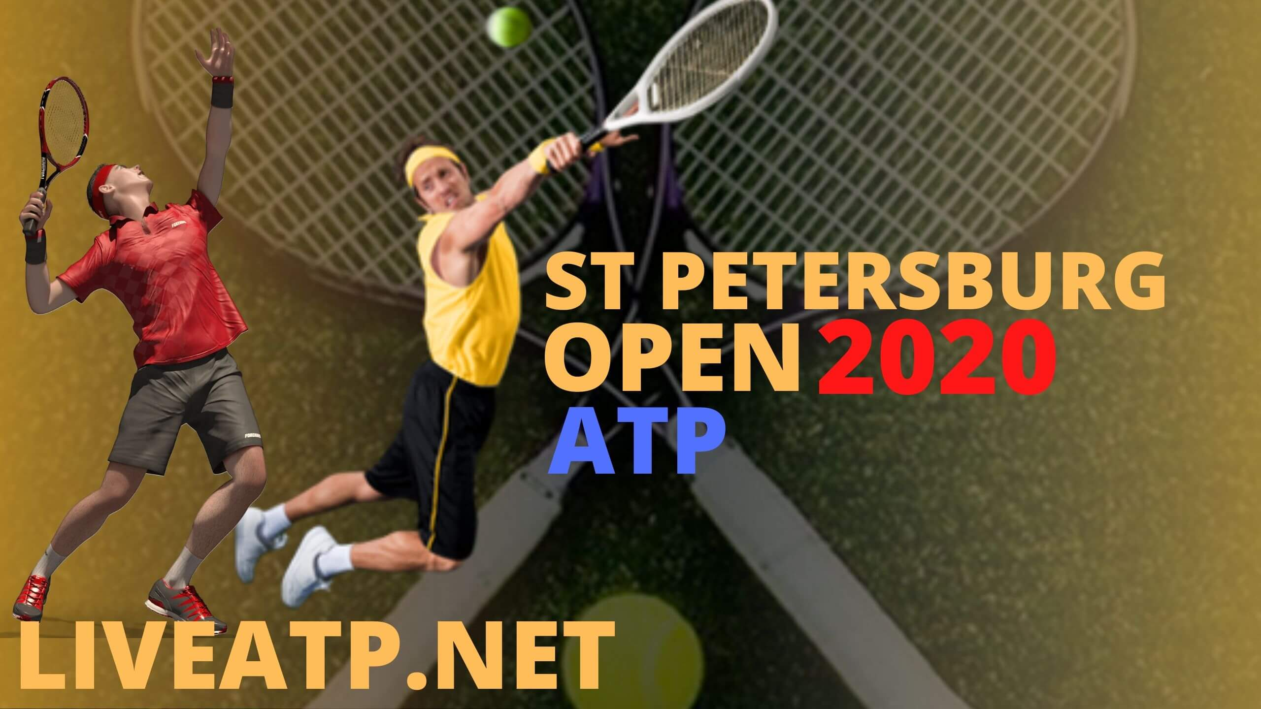 St Petersburg Open Live Stream 2020 | Day 2