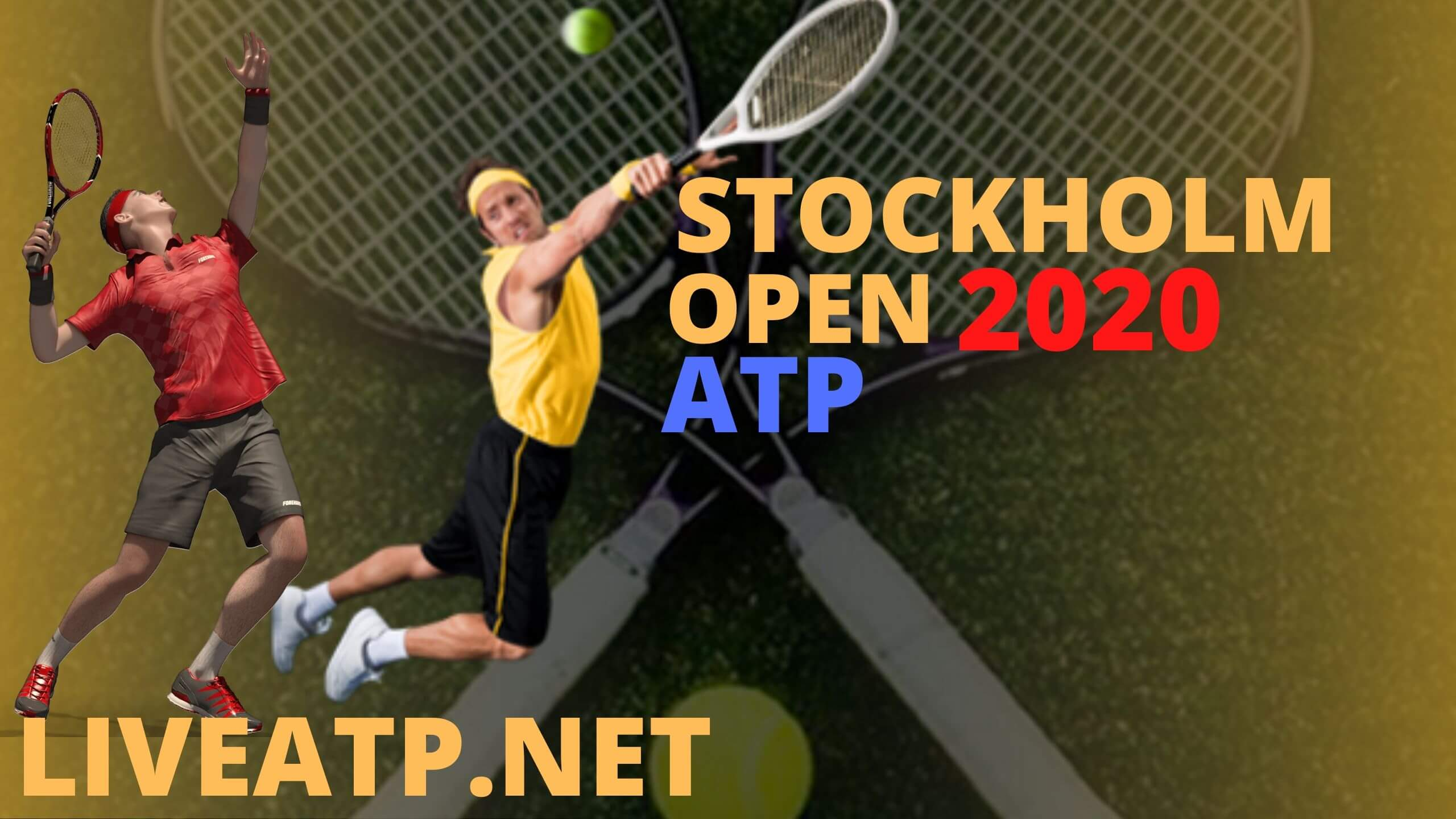 Stockholm Open Live Stream 2020 | Semi Final