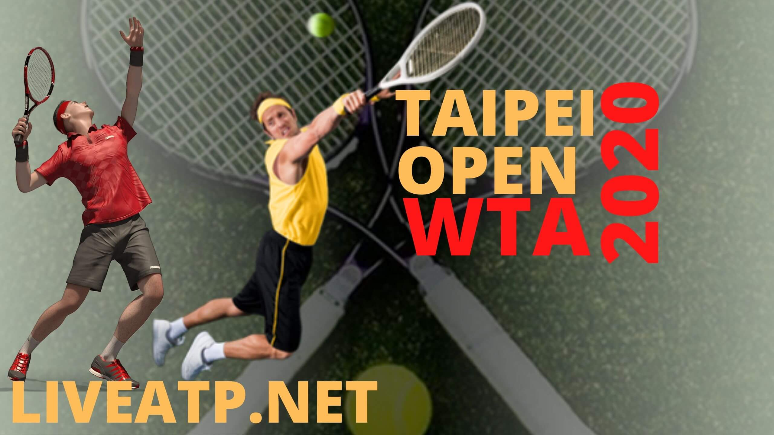 Taipei Open Live Stream 2020 | Semi Final