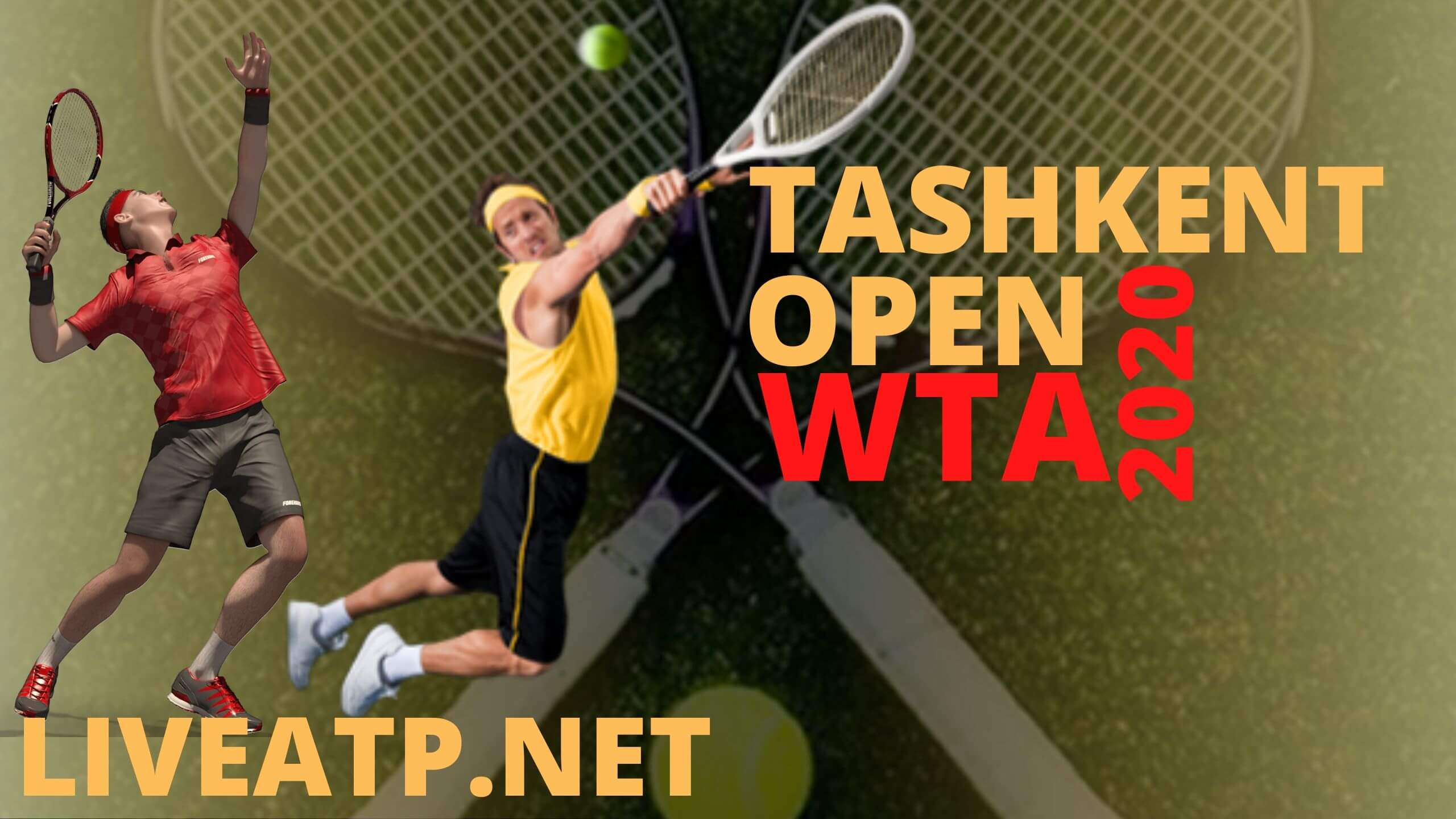 Tashkent Open Live Stream 2020 | Semi Final