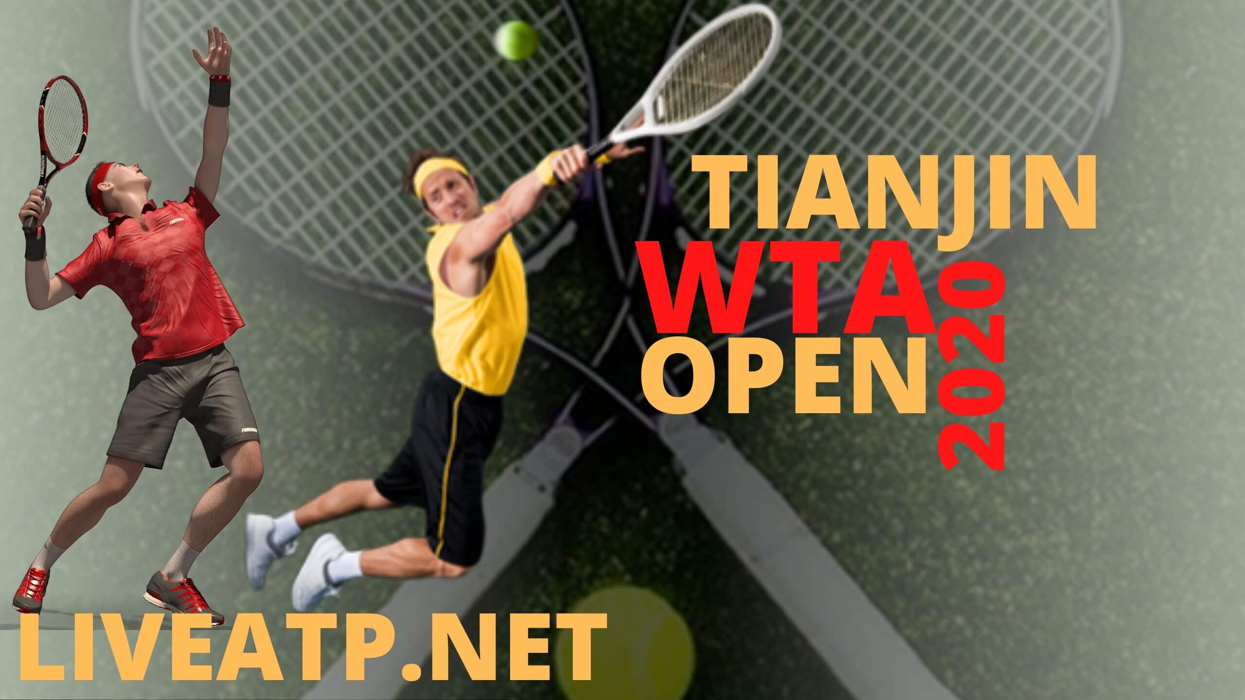 Tianjin Open Live Stream 2020 | Day 1