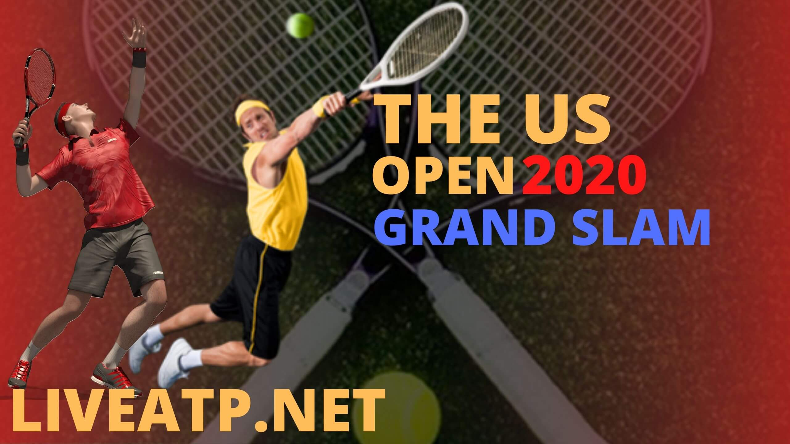 US Open Live Stream 2020 | Day 12