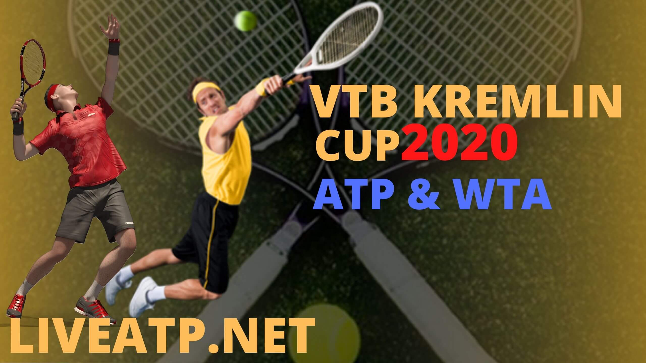 VTB Kremlin Cup Live Stream 2020 | Semi Final