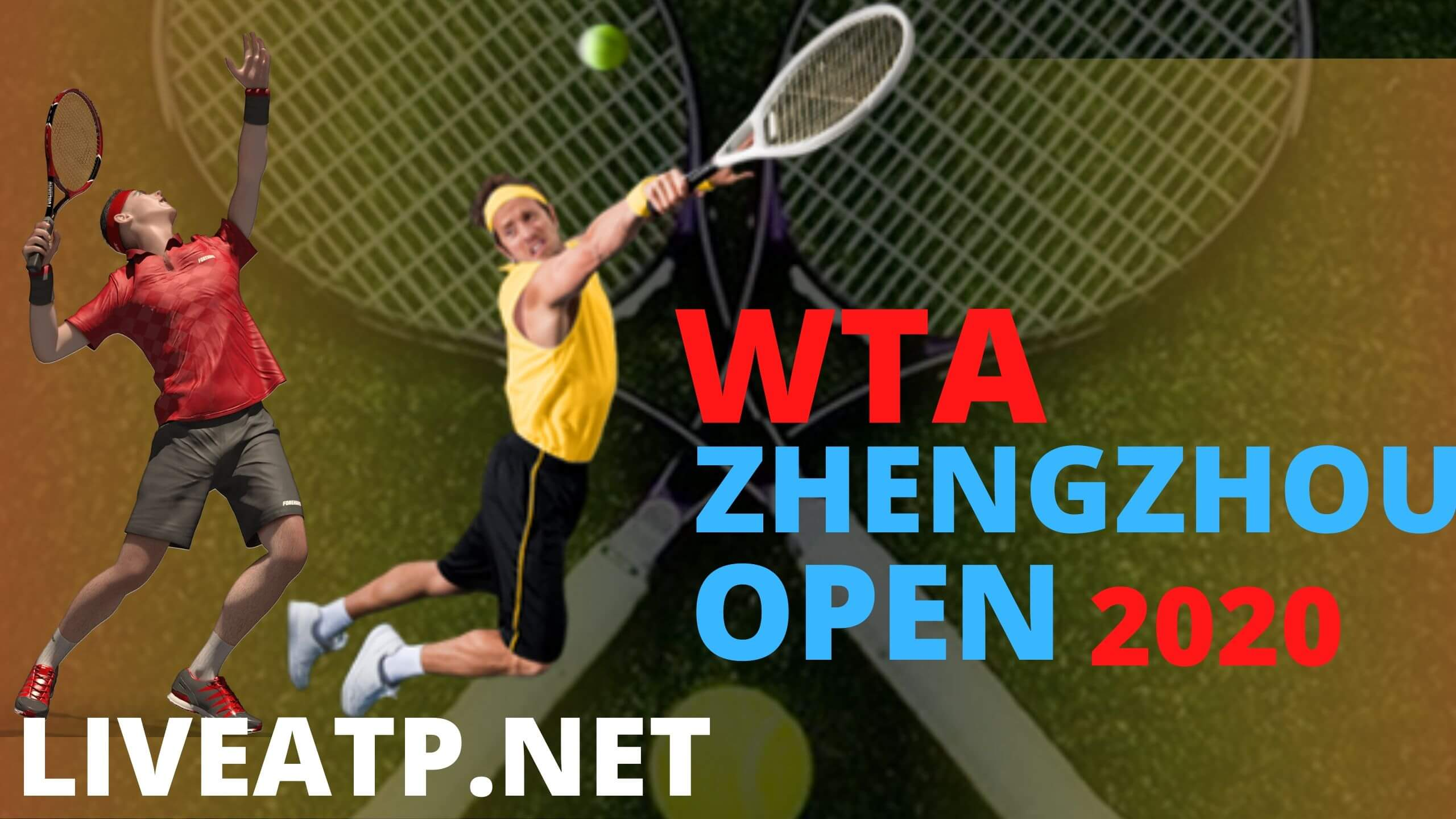 Zhengzhou Open Live Stream 2020 | Semi Final