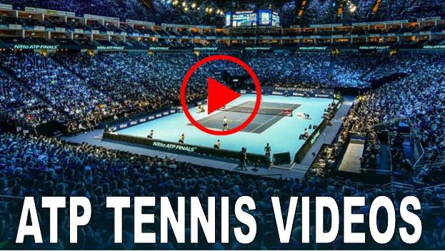 ATP Tennis Videos