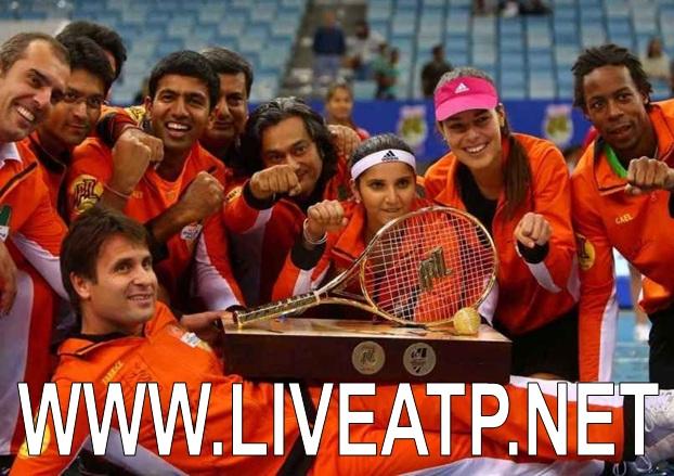 Live International Premier Tennis League Online