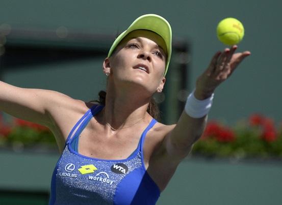 Stream A. Radwanska vs V. Williams Online