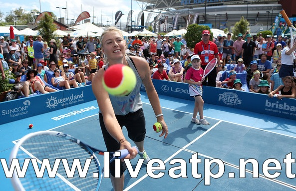 Stream Brisbane International Online