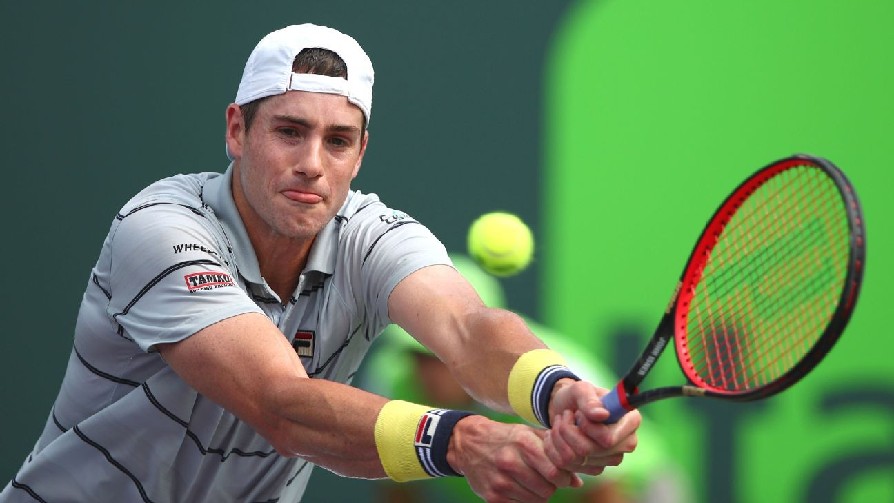 Watch J. del Potro VS R. Harrison 2nd Round Online