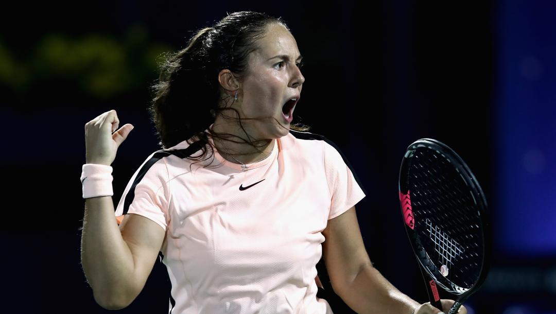 Watch M. Rybarikova vs J. Cepelova 2nd Round Online  2013