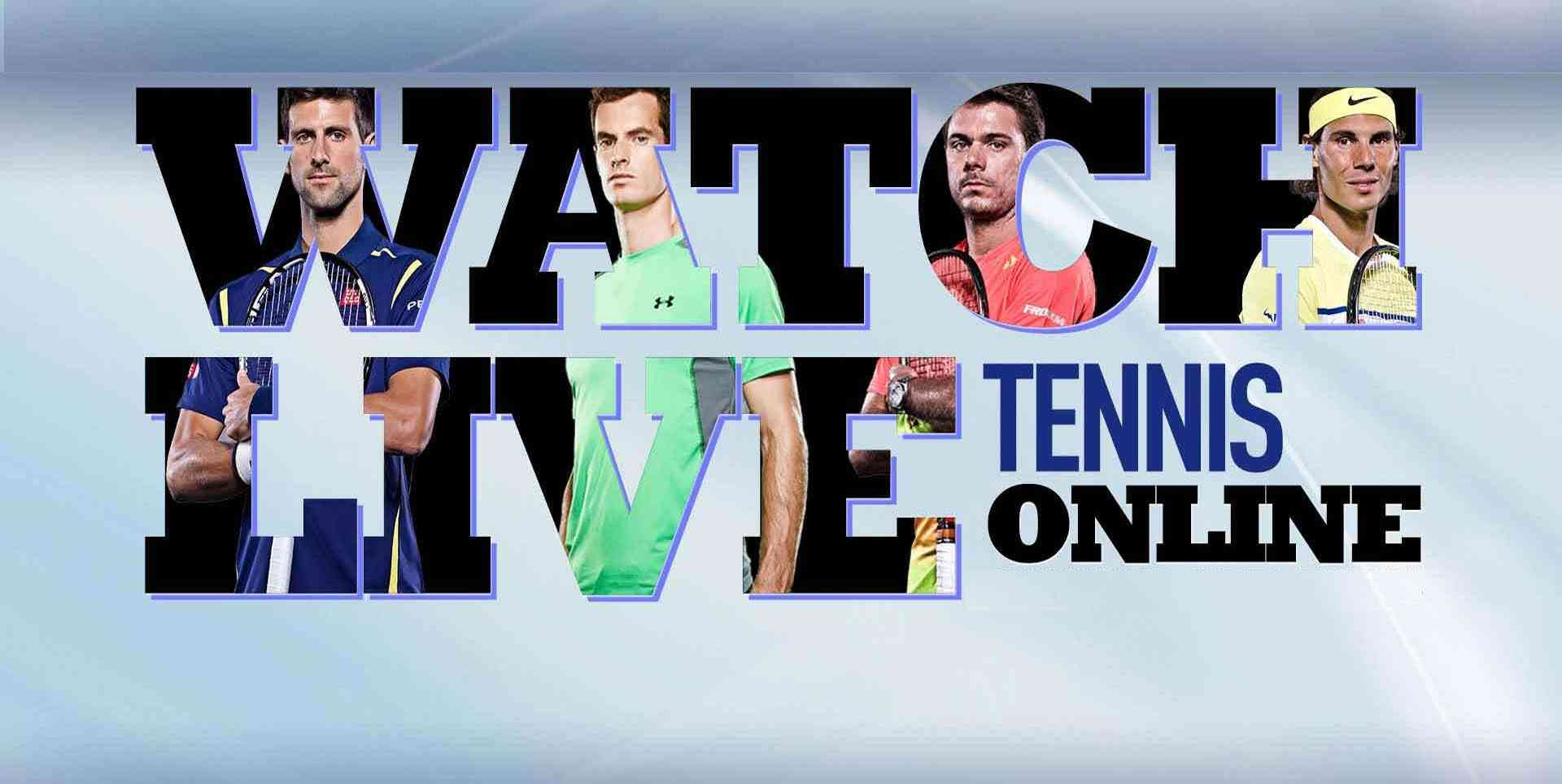 Stream Kei Nishikori vs Steve Johnson Online
