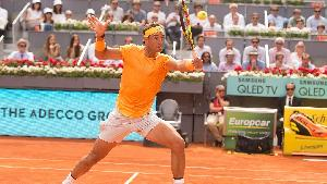 In Mutua Madrid Open 2018 2 brilliant Nadal champ as he defeats Monfils