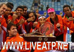 Live International Premier Tennis League Online
